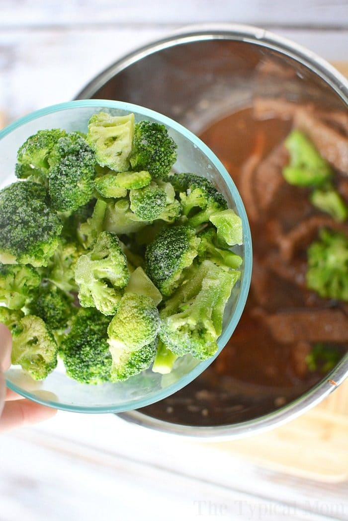 Pressure Cooker Beef And Broccoli Instant Pot Ninja Foodi