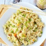 Pressure Cooker Fried Rice 4