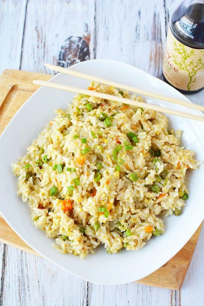 Pressure Cooker Fried Rice Instant Pot Ninja Foodi
