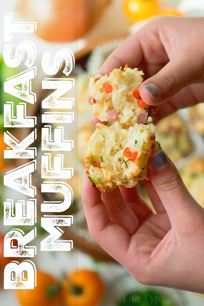 Savory Breakfast Muffins 6