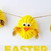 Easter Garland Decoration