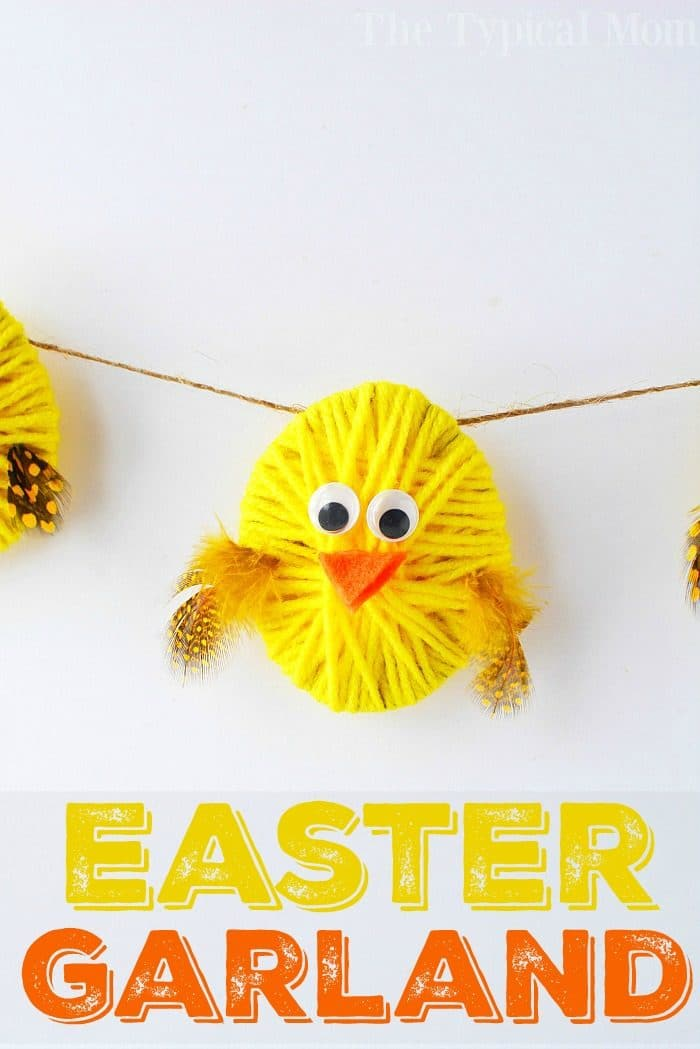 easter garland decoration 2