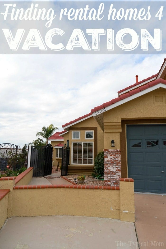 Where to Find the Best Vacation Properties · The Typical Mom