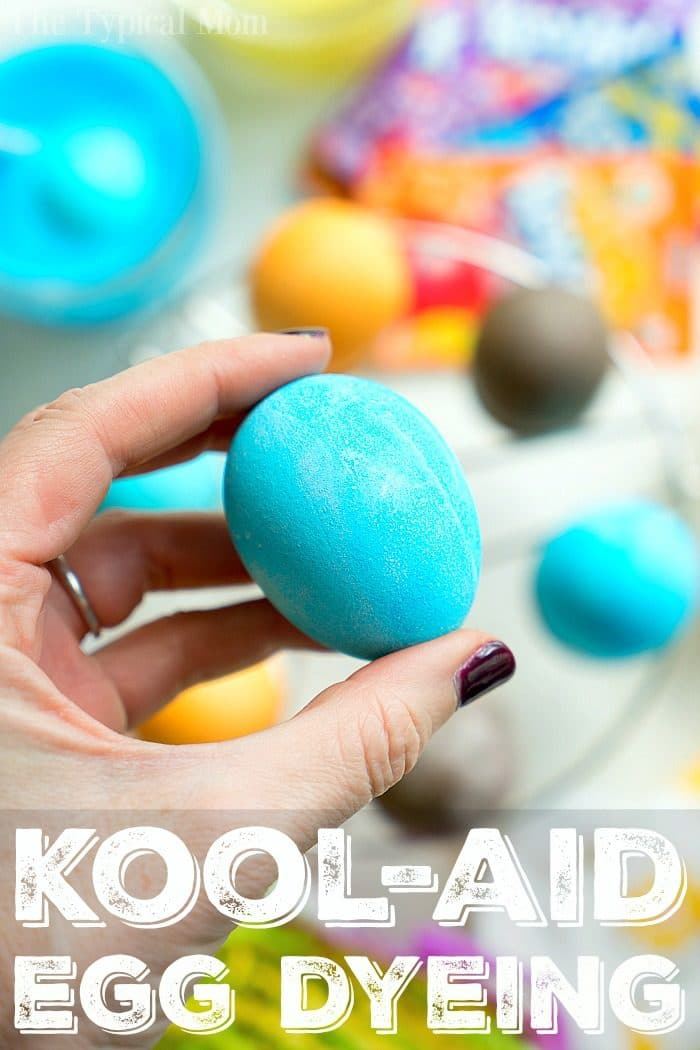 How to Dye Eggs With Kool Aid 2