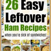 best leftover ham recipes
