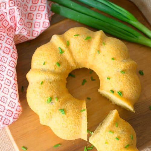 Instant Pot Pressure Cooker Cornbread Ninja Foodi Bread