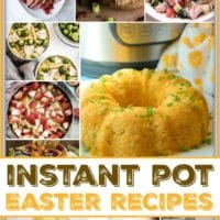 pressure cooker easter recipes