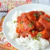 Healthy Butter Chicken Recipe 3