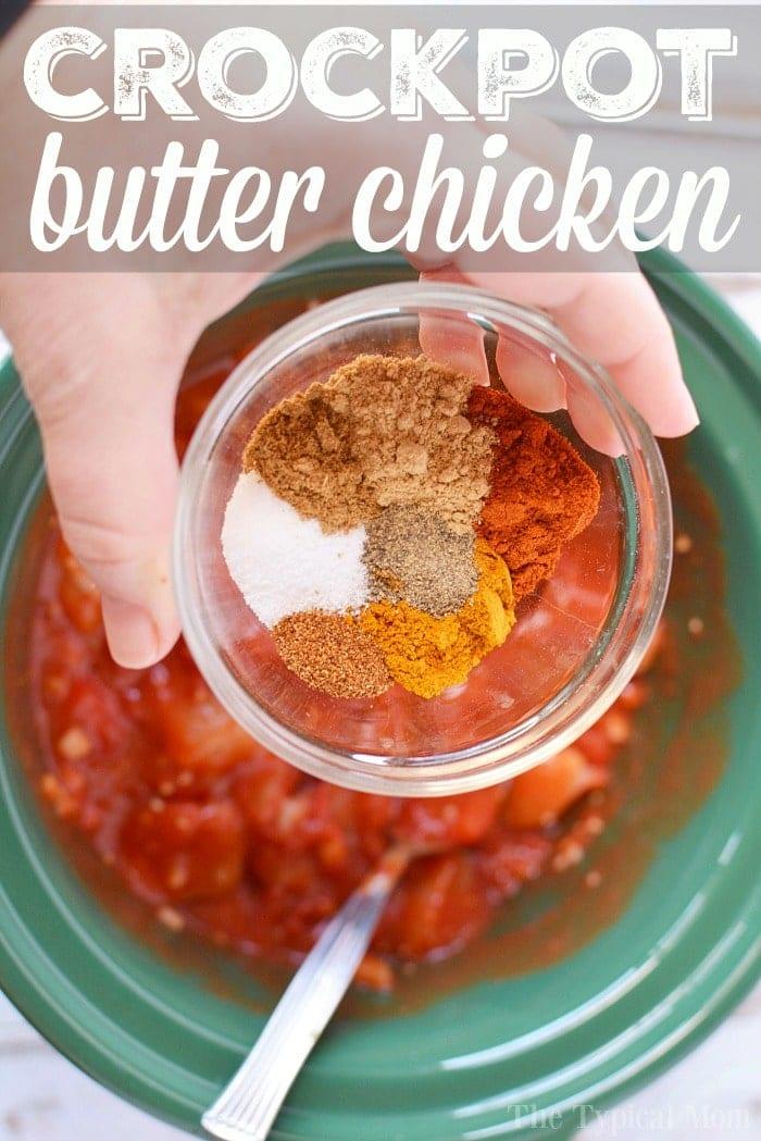 Healthy Butter Chicken Recipe