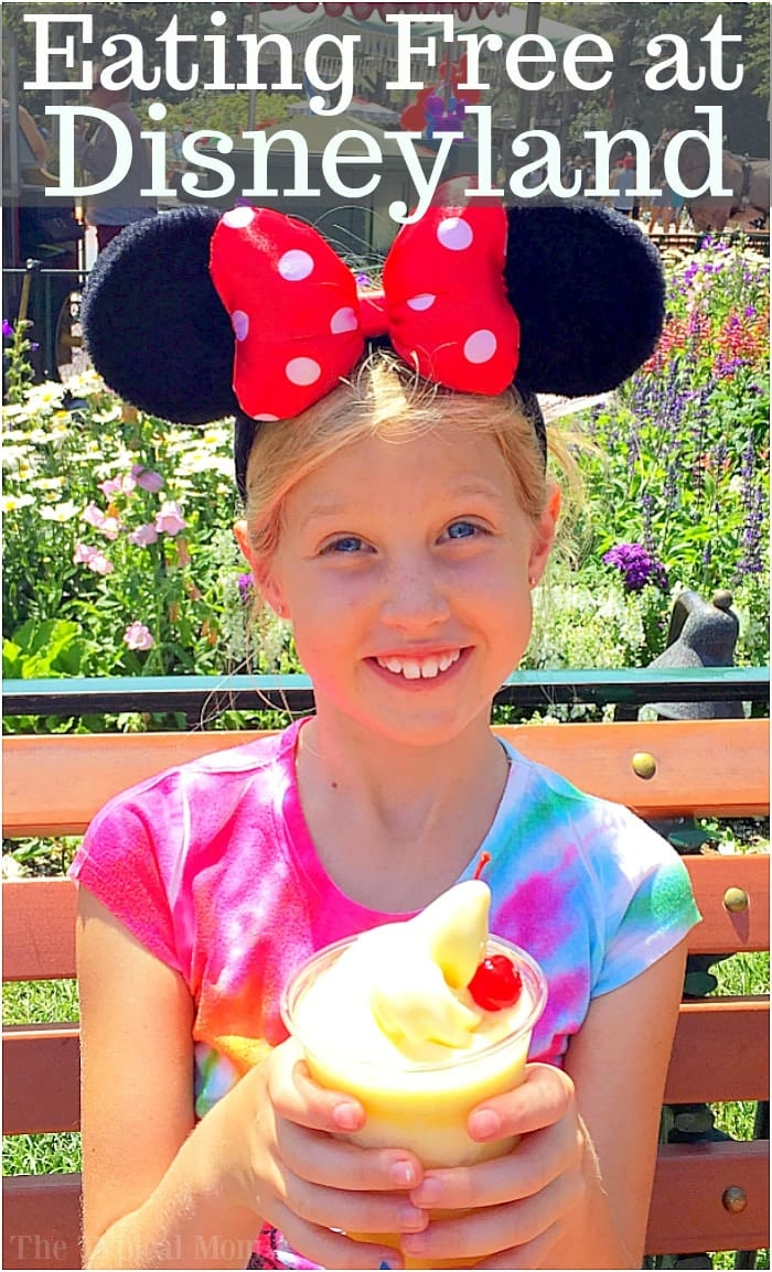 How to Eat for Free at Disneyland