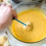 Pressure Cooker Cheese Fondue 3