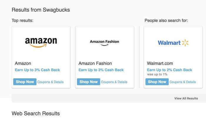 swagbucks promo code