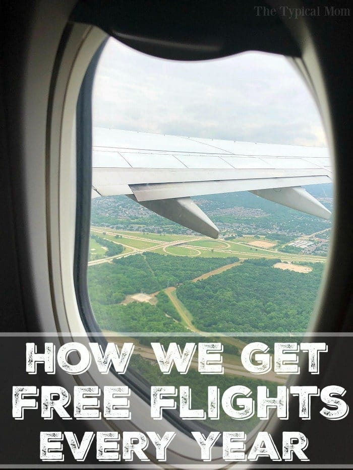 Free Airline Tickets