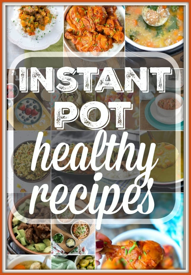 Healthy Electric Pressure Cooker Recipes 2