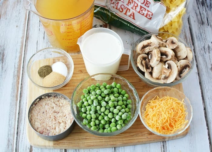 Pressure Cooker Tuna Noodle Casserole 3