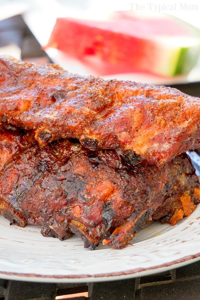 best way to smoke ribs 1