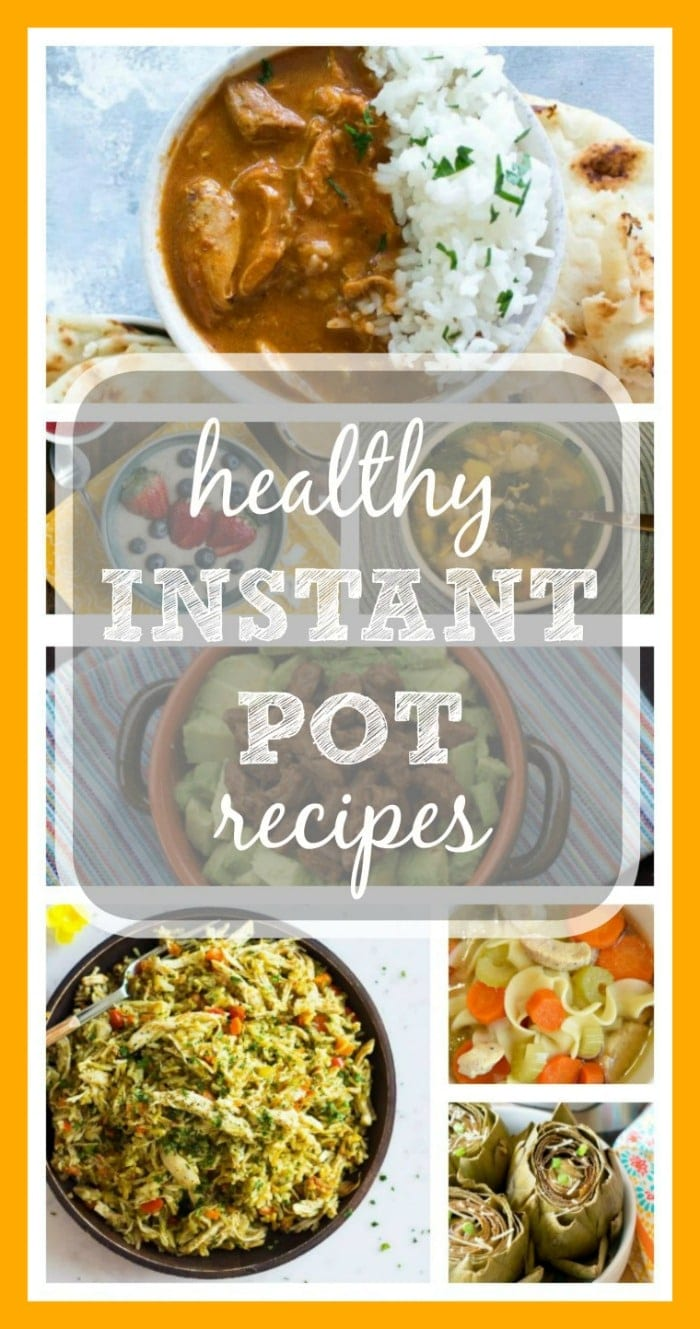 healthy pressure cooker recipes