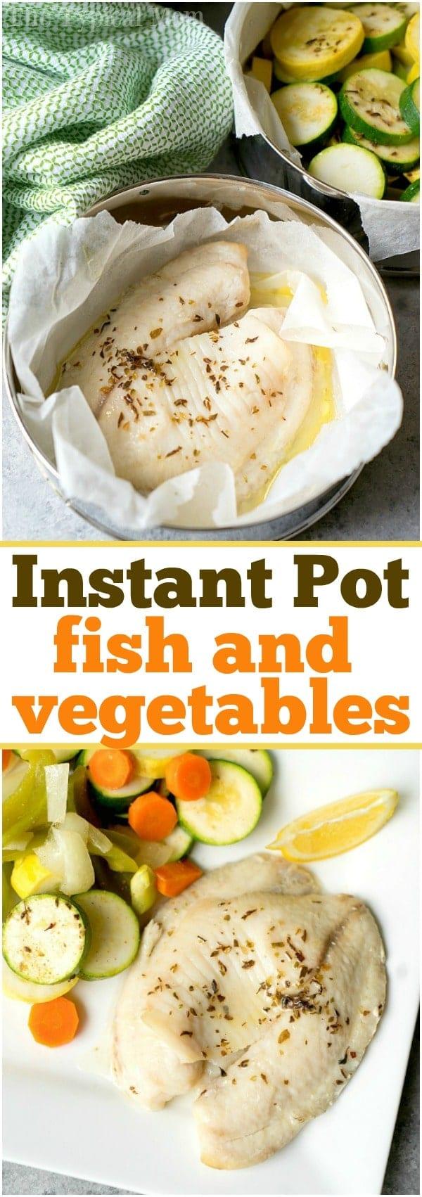 Instant Pot Fish 4