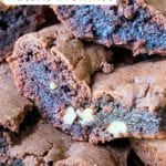 brownies from cake mix