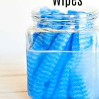 DIY Cleaning Wipes 2