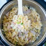 Instant Pot Crack Chicken Casserole