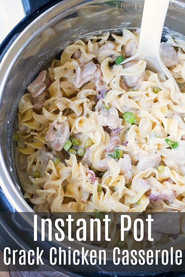 Instant Pot Crack Chicken Casserole 2