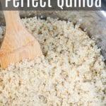 Perfect Quinoa