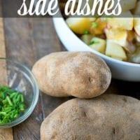 Potato Recipe Ideas