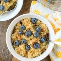 Pressure Cooker Breakfast Quinoa