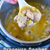 Pressure Cooker Chili Verde