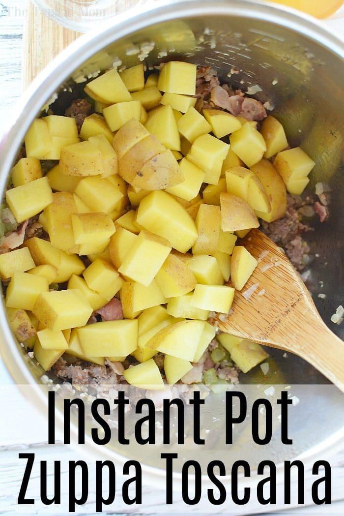 Pressure Cooker Zuppa Tuscana Recipe 2
