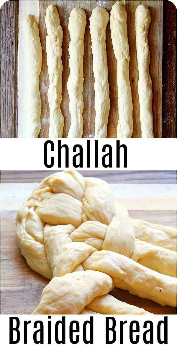 easy challah recipe