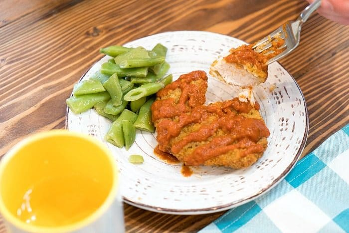 easy chicken pomodoro