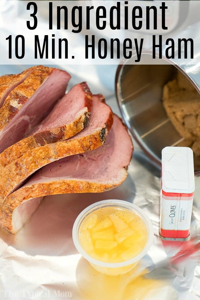 easy instant pot ham
