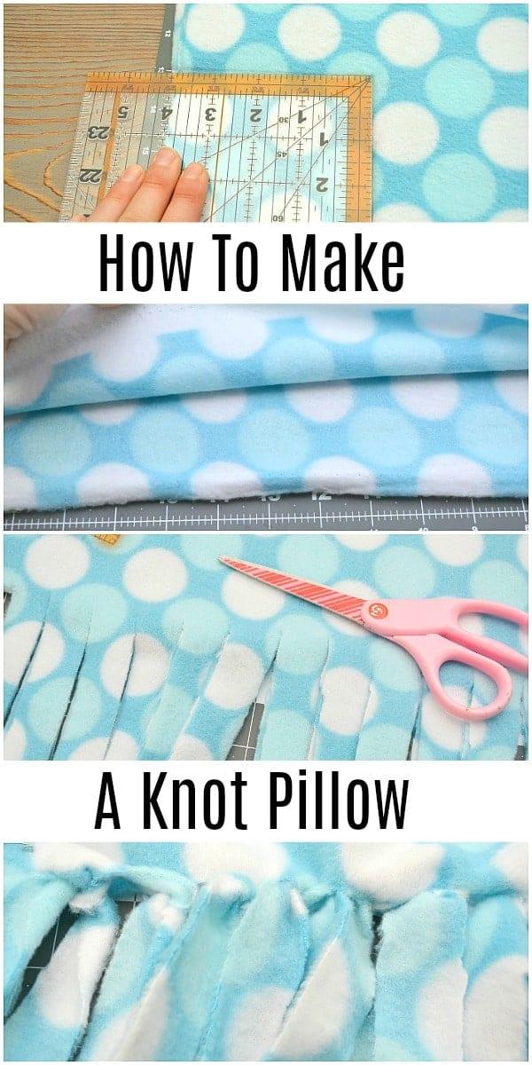 knot pillow 2