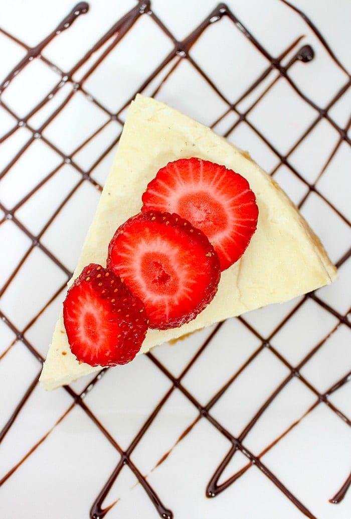 Instant Pot Cheesecake Recipe 2