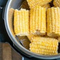 Instant Pot Corn