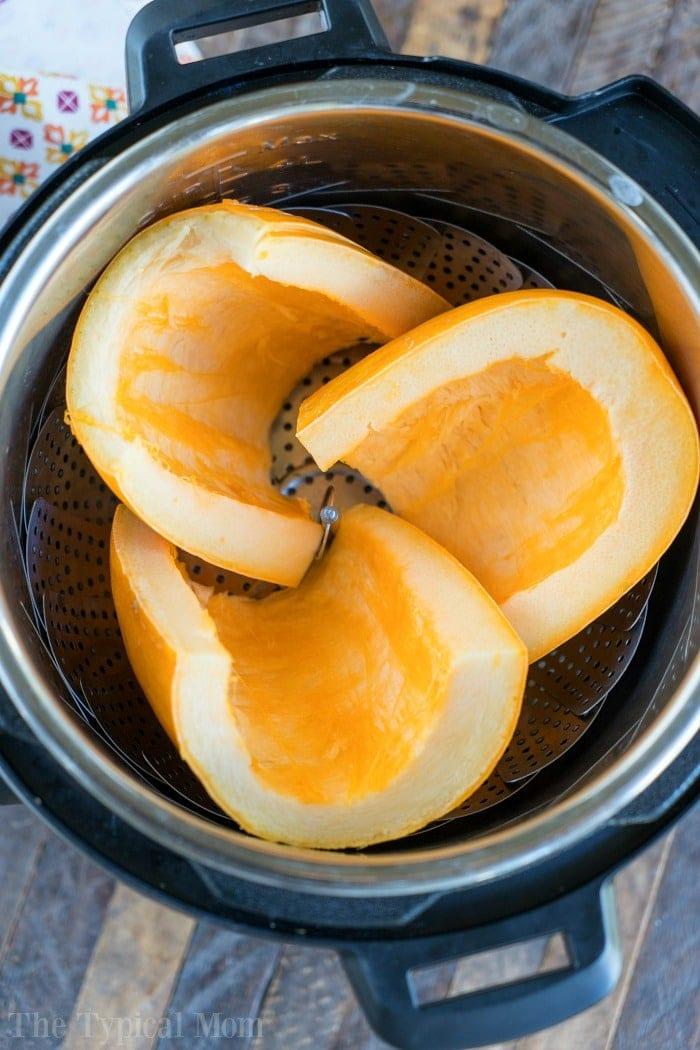 Pressure Cooker Pumpkin