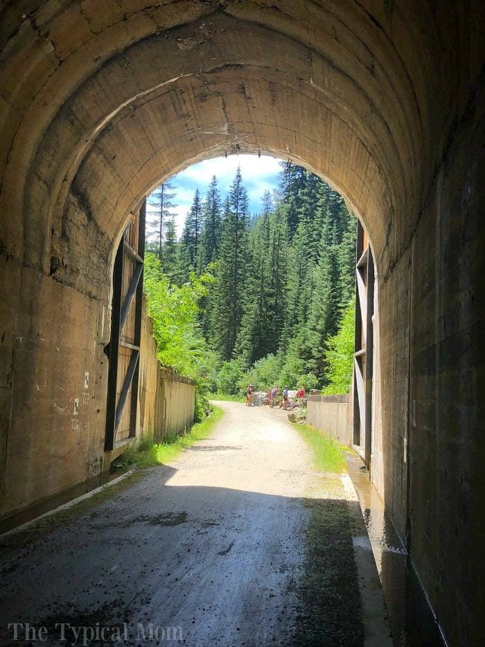 hiawatha trail idaho