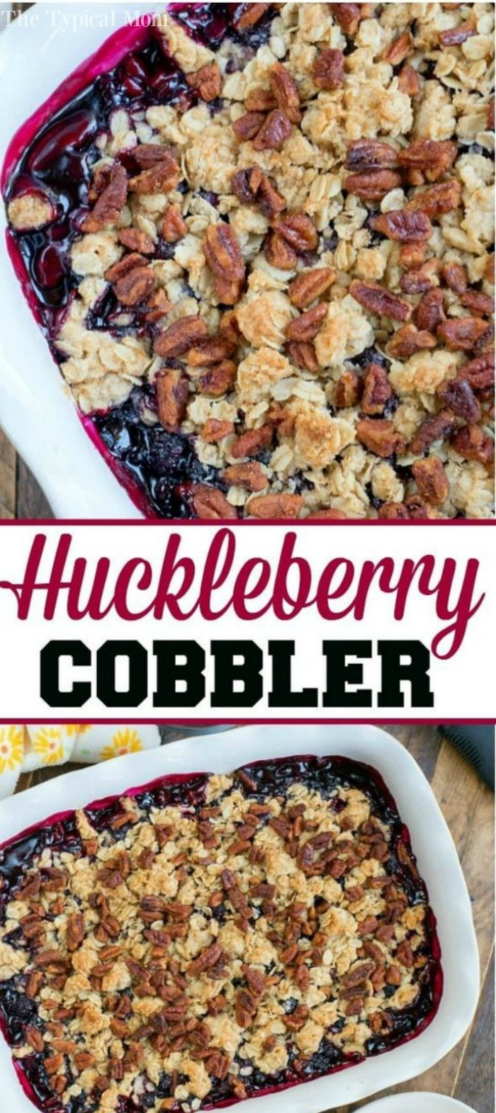 huckleberry crisp