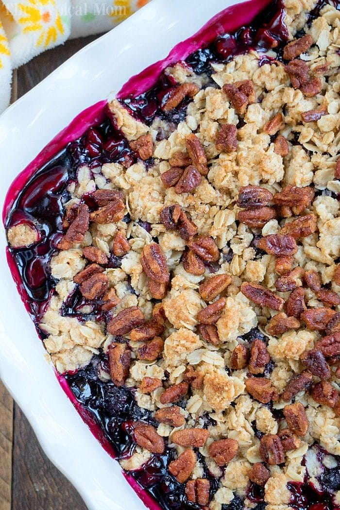huckleberry crisp 2