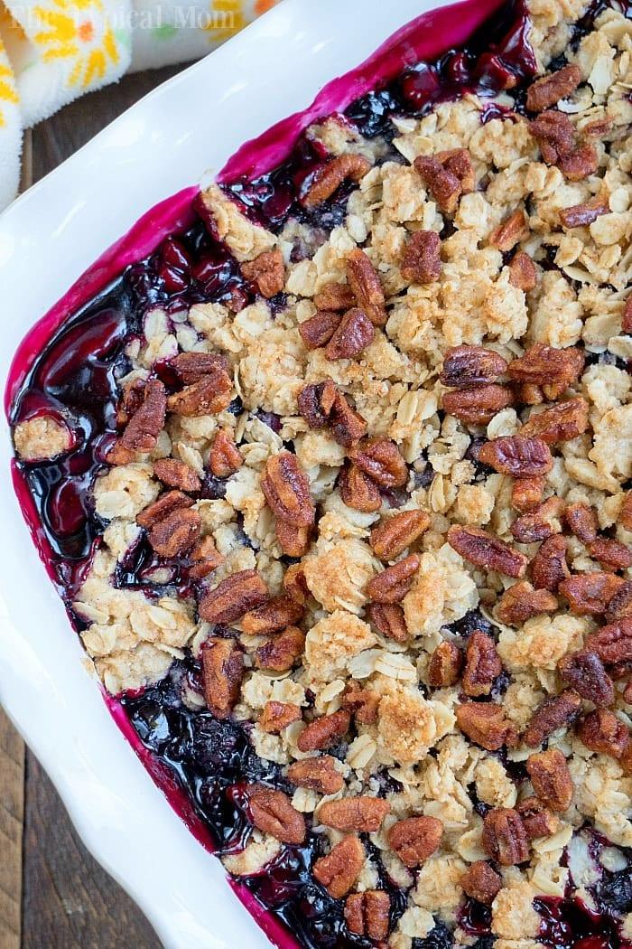 huckleberry crisp 2