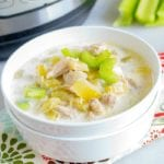 instant pot celery soup 2