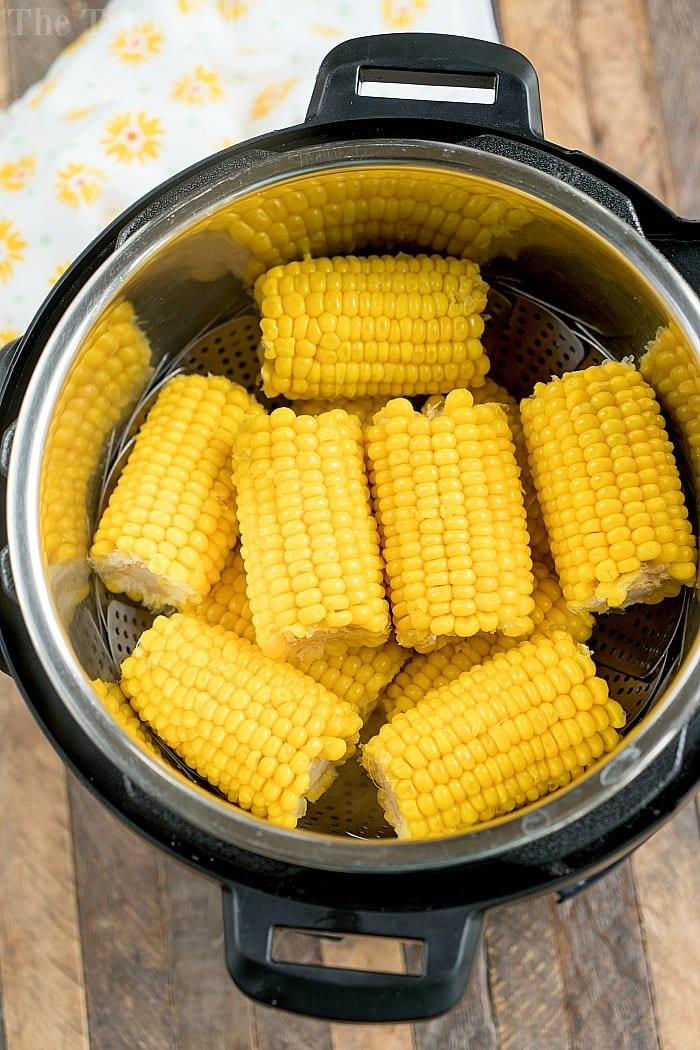 pressure cooker corn