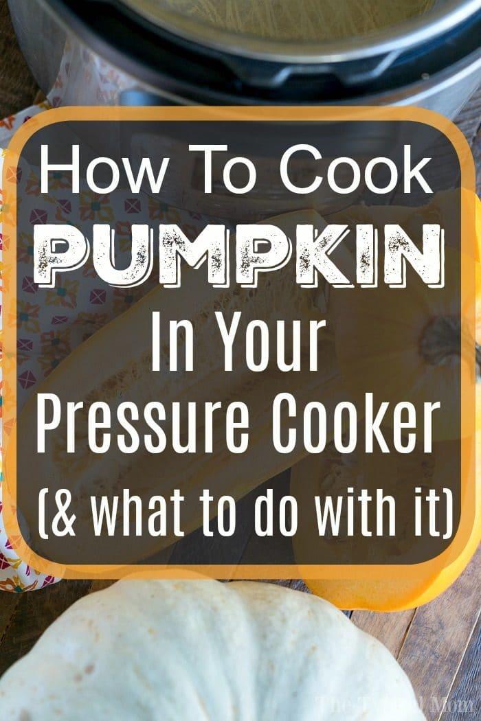 pressure cooker pumpkin 2