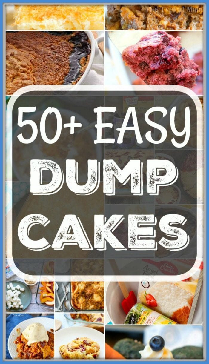 Easy Dump Cake Recipes 2