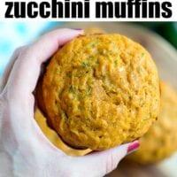 Pumpkin-Zucchini-Muffins