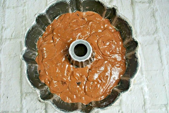 Rum Bundt Cake 2
