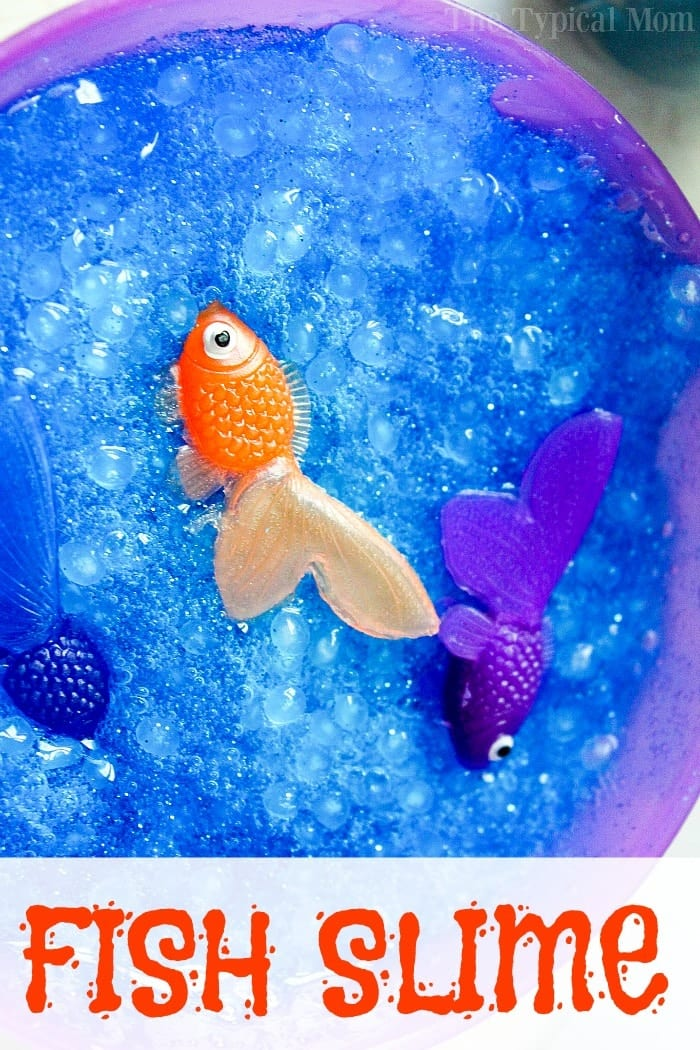 fish slime