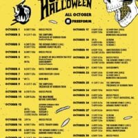 freeform halloween shows